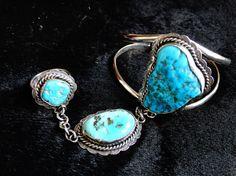 Native american mexican jewellery - Made it from Kokopelli Guadarrama :-)