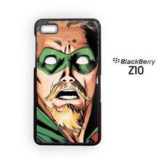 Green Arrow Comic copy for blackberry Z10/Q10 3D phonecases