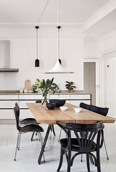 Is To Me | Interior inspiration | Kitchen | Dining room