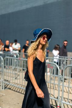 116 street style photos from NYFW