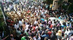 Pondicherry University: Students continue agitation…By Saadda Haq
