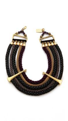 Lizzie Fortunato Jewels Opulent Memories Necklace