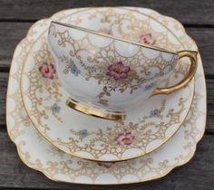 Windsor English china, Tea for One Set                                                                                                                                                                                 More
