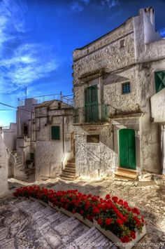 Images of Laurence Norah: The White City of Ostuni in Italy, perched high on a hill overlooking the Adriatic Sea