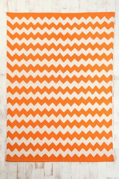 Zigzag Rug  #UrbanOutfitters    Love this rug for our dining room..only $89 for a 5'x7'!