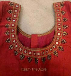 Kutch Work Designs, Patch Work Blouse Designs, Kids Blouse Designs, Simple Blouse Designs, Blouse Back Neck Designs, Fancy Blouse Designs, Bridal Blouse Designs, Easy Designs, Saris