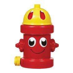 Water fire hydrant sprinkler