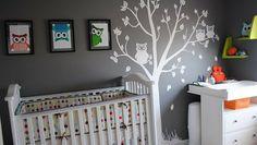 Quarto do bebê: além dos tons pastel | Carolina Augusta
