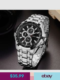 Price tracker and history of CURREN Watches Men quartz TopBrand Analog  Military male Watches Men Sports army Watch Waterproof Relogio 017d5f6c67c