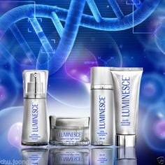 220.00$  Watch here - http://aliezm.worldwells.pw/go.php?t=32462896488 - JEUNESSE LUMINESCE Set: 4 Cleanser, Serum, Daily Cream,Night Cream Made in USA 220.00$