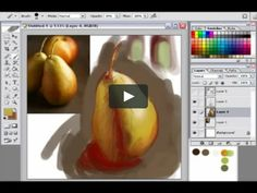 When I started learning digital painting with Photoshop, I had a hard time following tutorials both in print, web and training CDs. But then I found this video by…
