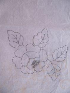 SoloBordado: Bordados a Mano de Flores