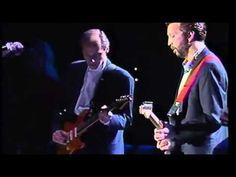 ▶ Eric Clapton & Mark KnopflerI - I Shot The Sheriff (Tokyo, 1988) - YouTube