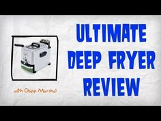 Best Deep Fryer Reviews | PERFECT Fried Food With This Top Rated Home Deep Fryer