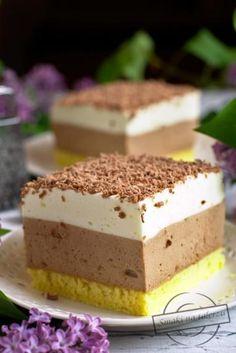 Cappuccino z cytrynową pianką Torta Recipe, Sicilian Recipes, Sicilian Food, Breakfast Menu, Sweets Cake, Polish Recipes, Artisan Bread, Bread Baking, Fun Desserts