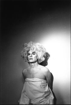 Andy Warhol by Ari Marcopoulos