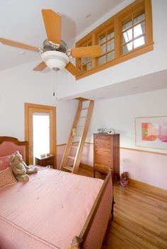 This is the ONE!!!  We will be tackling this loft project this spring!  Yay!!!
