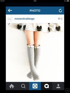 Mini dressing socks