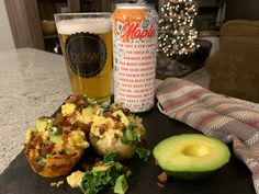 Brew Microbrewery Maple Beer with Hash Brown Poutine Cups with Egg Scramble. Avocado Egg, Hash Brown Cups, Egg Scramble, Pancakes And Bacon, Essex County, Cheese Curds, Complete Recipe, Russet Potatoes