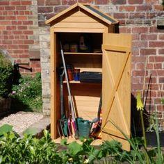 tool shed idea