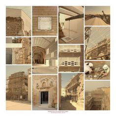 Since 1998 the Web Atlas of Contemporary Architecture Santa Maria, Traditional Frames, Adaptive Reuse, Contemporary Architecture, Facade, Construction, Landscape, Restoration, Stone