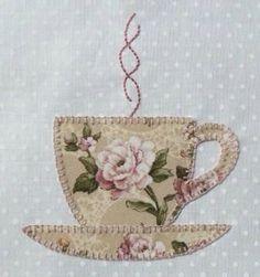 Taza cup te