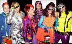 ALLENTOWN/READING, PA - Rubix Kube – Musikfest Café at ArtsQuest Center at SteelStacks  '80s Tribute Band Rubix KubeConcert for Two (Half Off)
