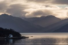 View of Loch Hourn