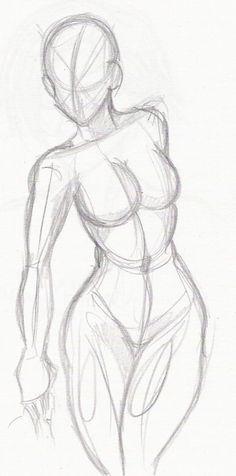 by ShamanHyljys on DeviantArt body . by ShamanHyljys on DeviantArt Cool Art Drawings, Pencil Art Drawings, Art Drawings Sketches, Art Illustrations, Hand Drawings, Eye Drawings, Body Sketches, Cartoon Drawings, Cartoon Art