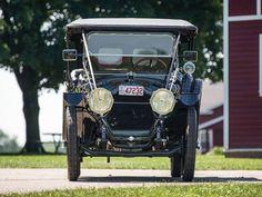 1914 Packard Six Five-Passenger Touring