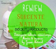 Tersicore: Rewiew! Prodotti per la skincare & bodycare by Sor...