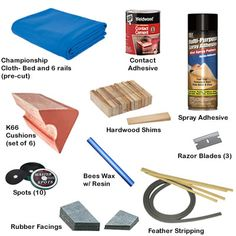 Diy Pool Table Kit