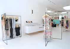 Shopping And Designer Clothing Websites Retail Design Shop Design