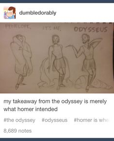 What Homer intended Greek And Roman Mythology, Greek Gods, Tumblr Funny, Funny Memes, Jokes, Achilles And Patroclus, Greek Memes, Hades And Persephone, Creta