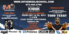 In The Mix - IDS DJ conference, February 20, 2013