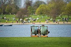 Hyde Park is one of our favourite parks in London. #MyNativeLondon