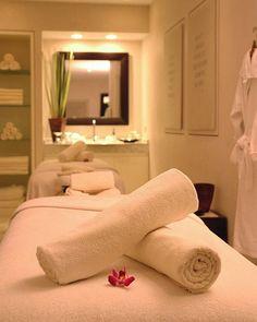 Beauty/spa room