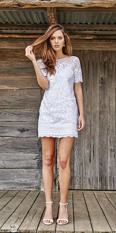 short wedding gowns 12