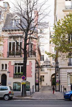 Boulevard Malesherbes, Paris.