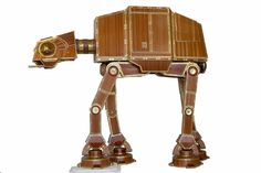 Star Wars AT-AT Liquor Cabinet