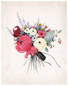 wildflowers by kelli murray