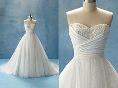 Cinderela | Vestidos de noiva Disney | Just Lia