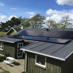 Solcelle reference anlæg! Nedenstående solcelle anlæg er et udpluk af de ca 2.500 KlimaEnergi solcelleanlæg der er blevet sat op over hele Danmark