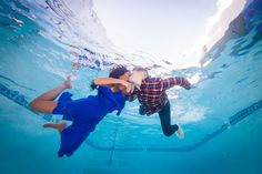 Underwater Engagement Shoot the-coordinated-bride-david-kim-photography-3