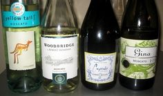 Moscato madness....try the Piemonte Moscato by Cupcake Vineyards..love it!