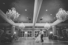 First dance at Pinnacle Golf Club by Asteria Photography