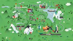Mit Google Street View durchs Miniatur Wunderland