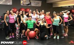 #Repost @jc.fitcoach @powerclubpanama Entrenamientos de Pre Carnavales mis alumnas con mucha energía previó a las fiestas #YoEntrenoEnPowerClub  #powerclubgym #powerclub #powerclubcostadeleste #healthy #health #fitnessmodel #fitness #fitnesscoach #panama #pty507 #coach
