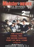 Mobster Movies: 8 Feature Films - Yul Brynner/Peter Lorre/Scott Brady [2 Discs] [DVD]