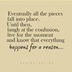 everything+happens+for+a+reason+symbol | Quotes & Inspiration / Everything happens for a reason